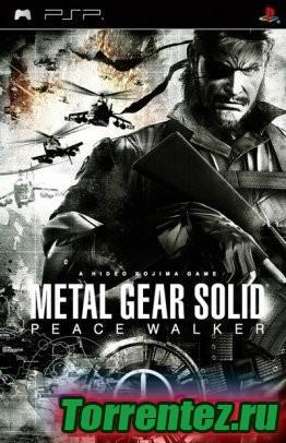 [PSP] Metal Gear Solid: Peace Walker (2010 / ENG)